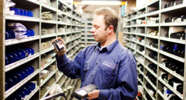 Shop floor control with Exact for manufacturing software